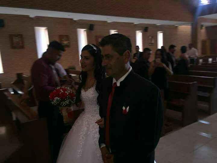 Nos casamos ❤🎉👰 - 4