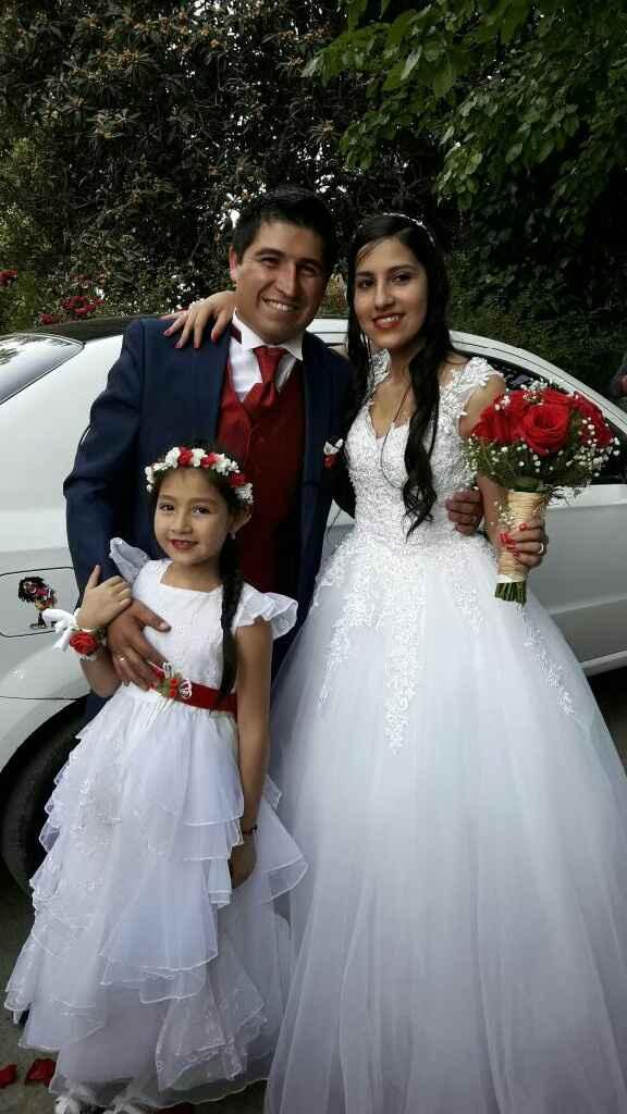 Nos casamos ❤🎉👰 - 5