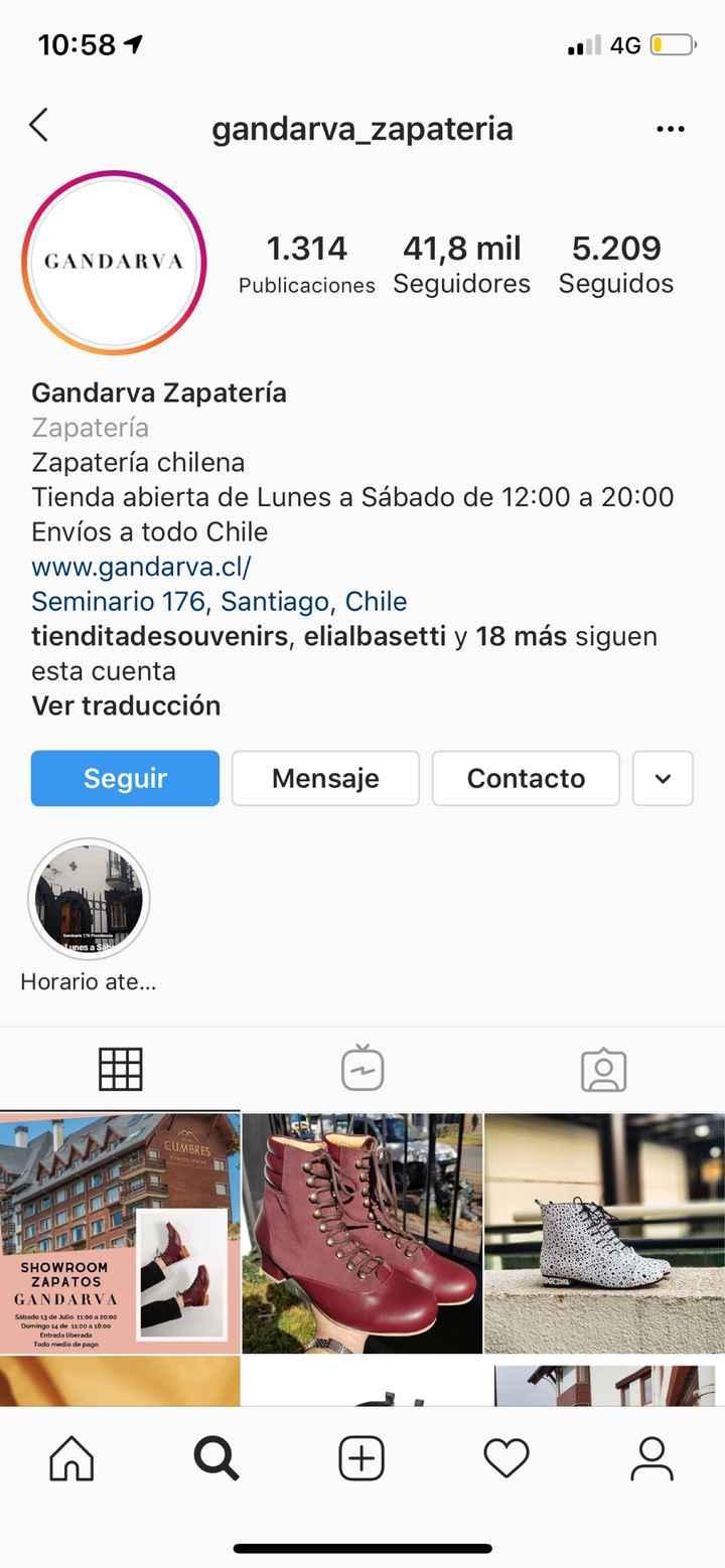 Ayuda con zapatos en Valparaíso - 2