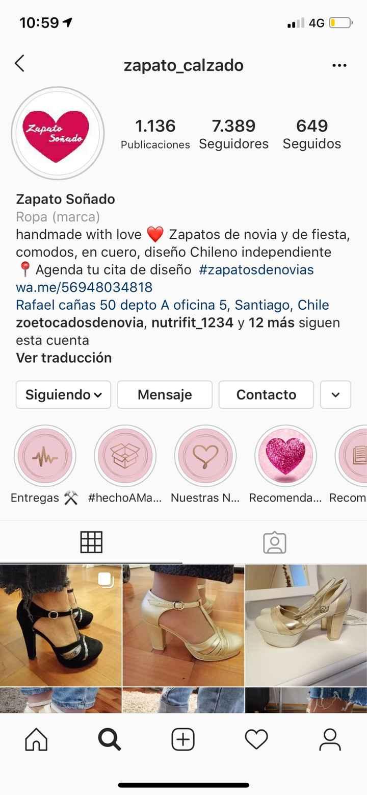 Ayuda con zapatos en Valparaíso - 3