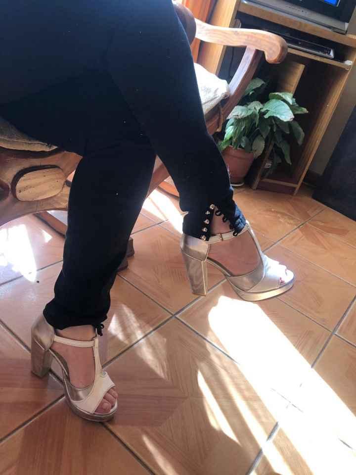 Llegaron mis zapatos y no me gustaron mucho 🙈 - 2