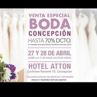 Venta especial boda concepción :) - 1