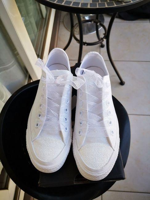 ¿Qué opinan de mi elección de calzado? 3
