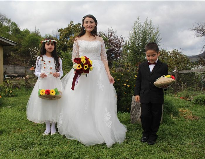 Recién casados!! 1
