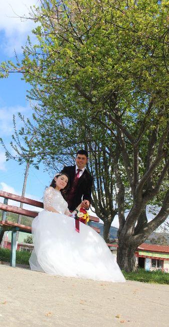 Recién casados!! 3