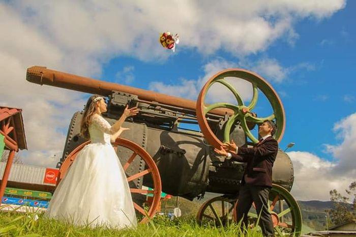 Recién casados!! 4