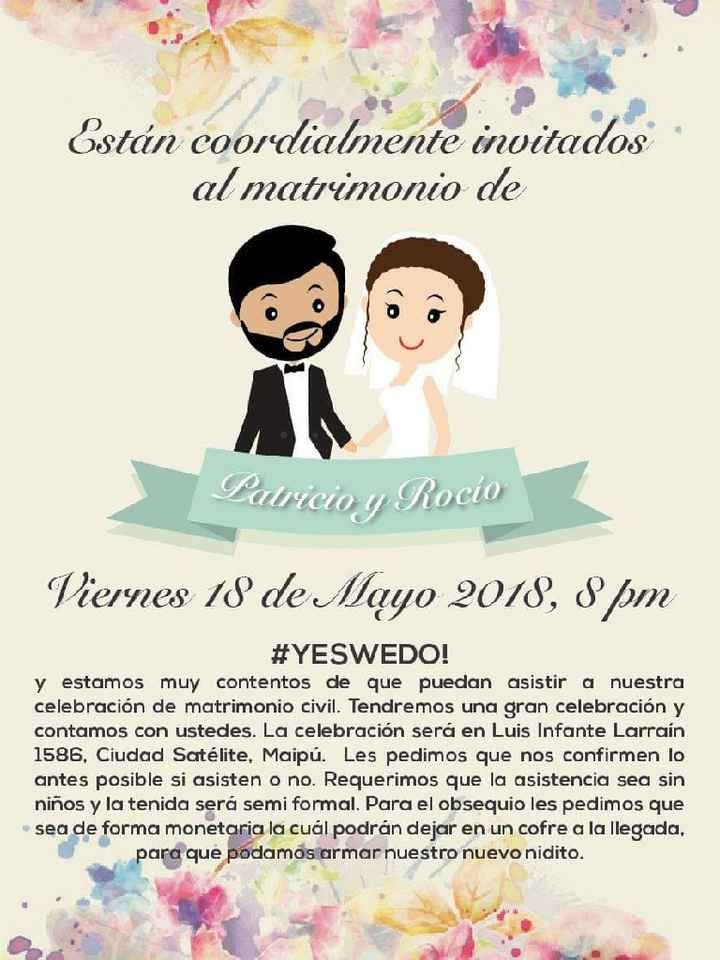 Real wedding 18 de Mayo - 1