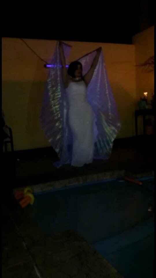 Las alas de isis ... ensayando chicas ✨✨💃🏻🌹 - 2