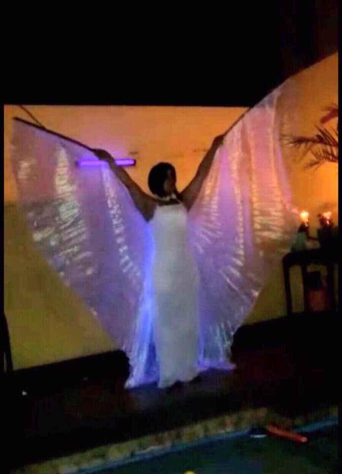Las alas de isis ... ensayando chicas ✨✨💃🏻🌹 - 3