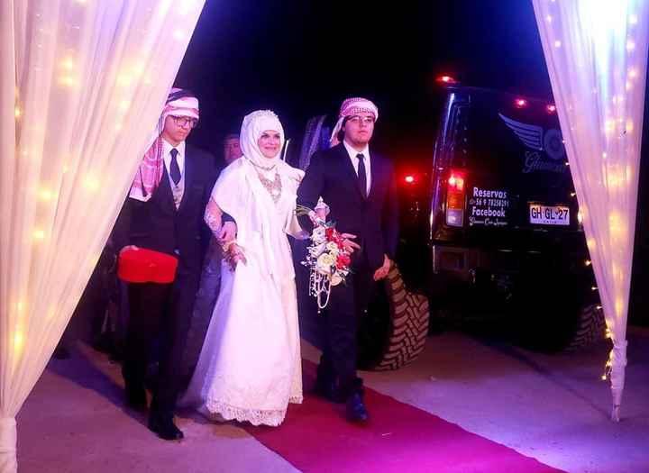 La boda - 5