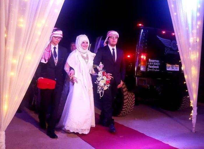 La boda 5