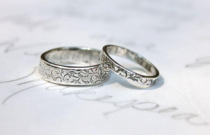 db8dc6aa5c12 Cómo elegir el material de tus anillos