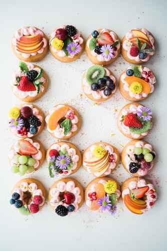 De los creadores de los cupcakes llegan las tarteletas individuales 🤤 - 1