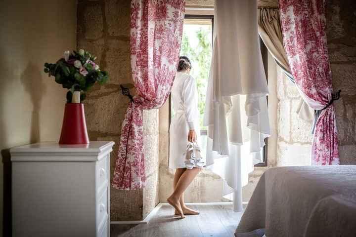 Cómo decorar la casa para las fotos del matrimonio - 3