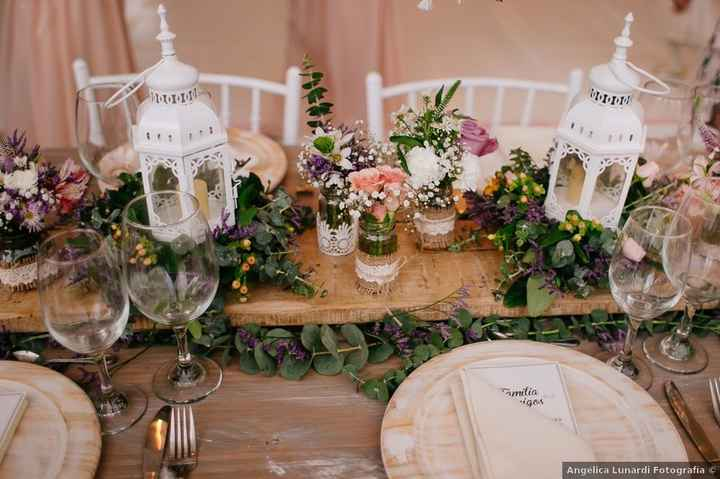 4 claves para decorar perfectamente las mesas de tu matrimonio ❤️ - 1