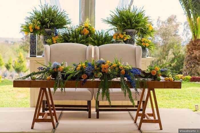 Decoración floral ¡Inspírate! - 1