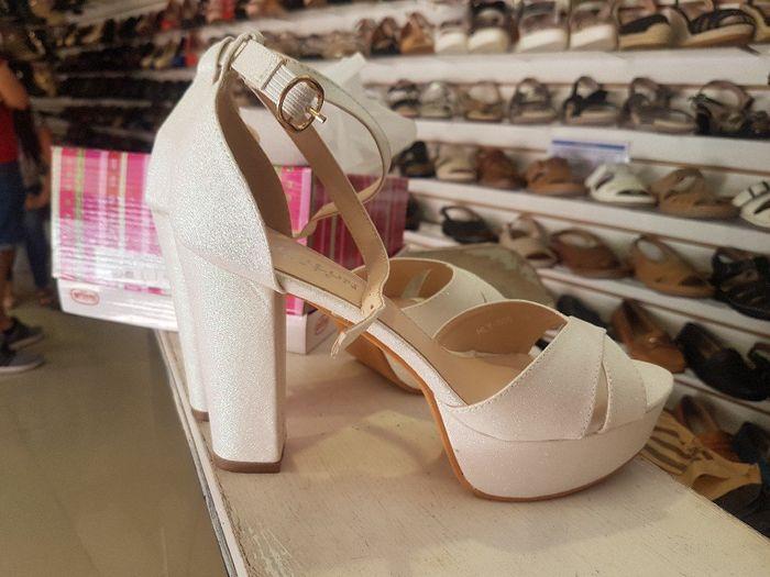 Comparte una foto de tus zapatos de novia ideales 2