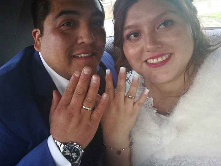 a 1 mes de casados - 7