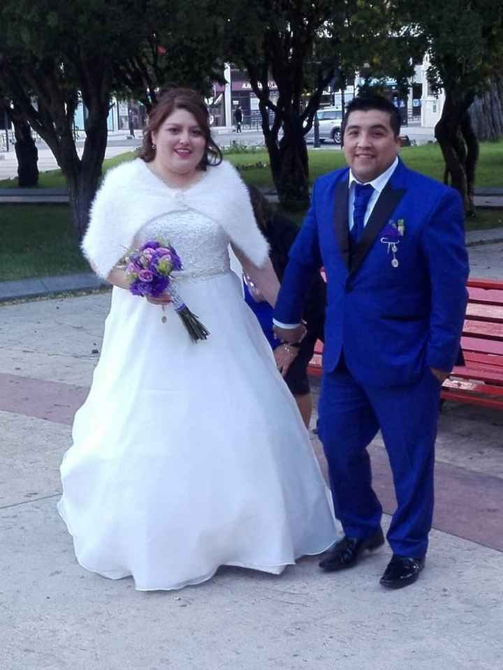 a 1 mes de casados - 13