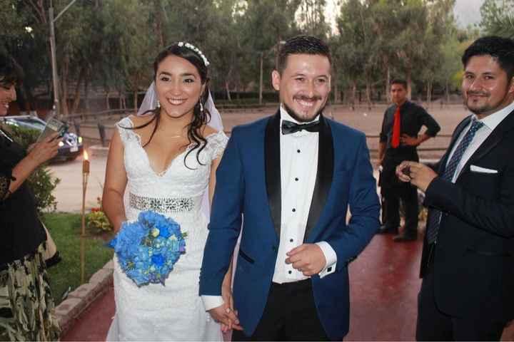 Feliz y casada - 1