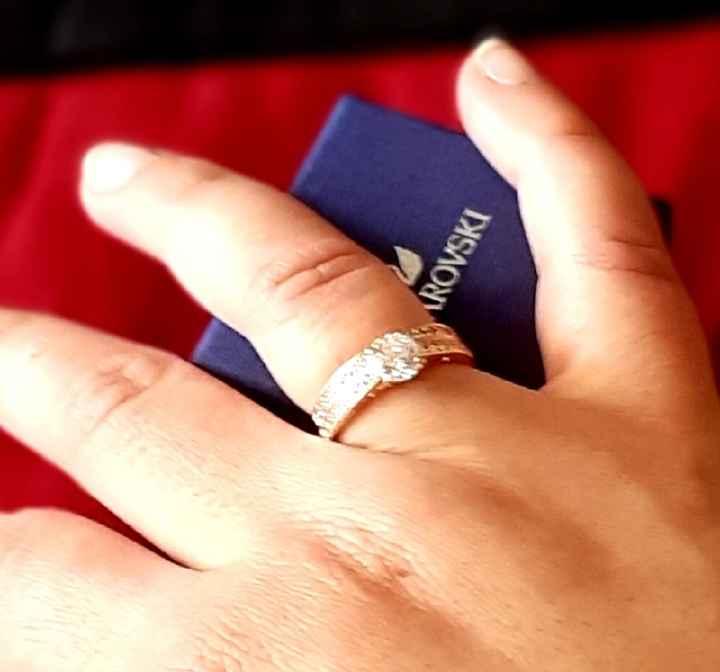 Si hoy me casara lo haría con... ¡Estas argollas! - 1