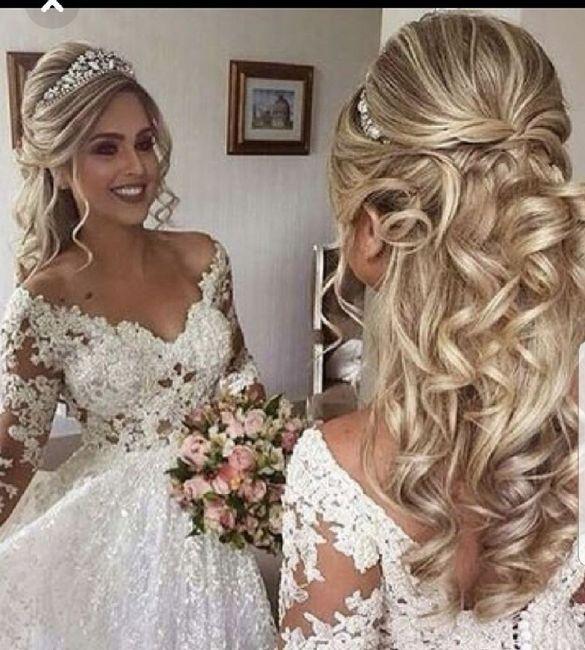 ¿Qué tienes pensado para tu look de novia? 3