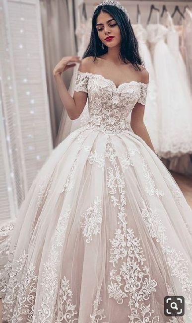 ¿Qué tienes pensado para tu look de novia? 4