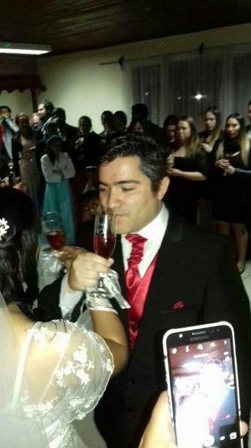 Por fin casados - 6