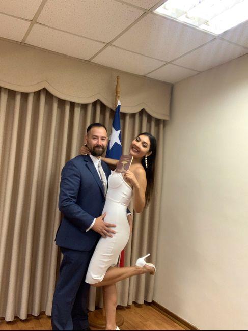 Me casé en cuarentena 4