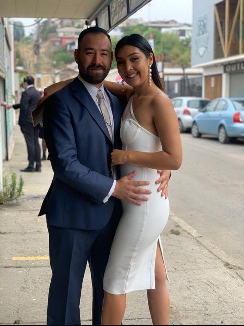 Me casé en cuarentena 6