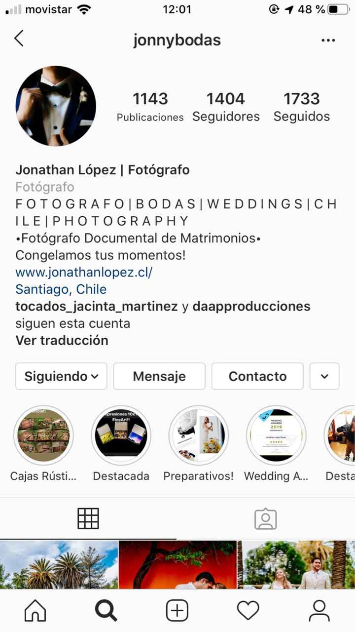 Fotógrafo 📸 - 1