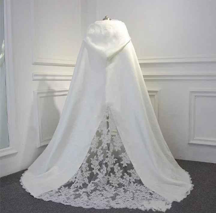 Capa de novia - 1