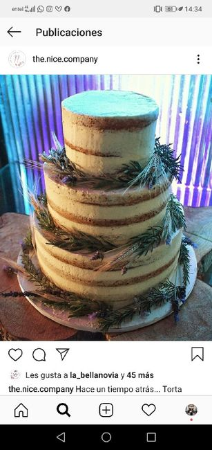 Que prefieren ¿torta cubierta en crema o fondant? 1