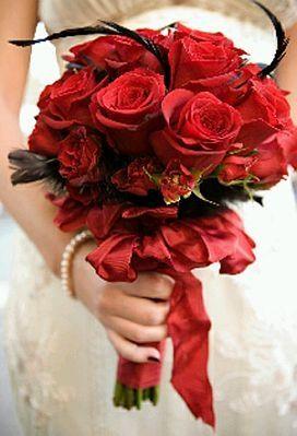 Tipos de ramos de novia - 1
