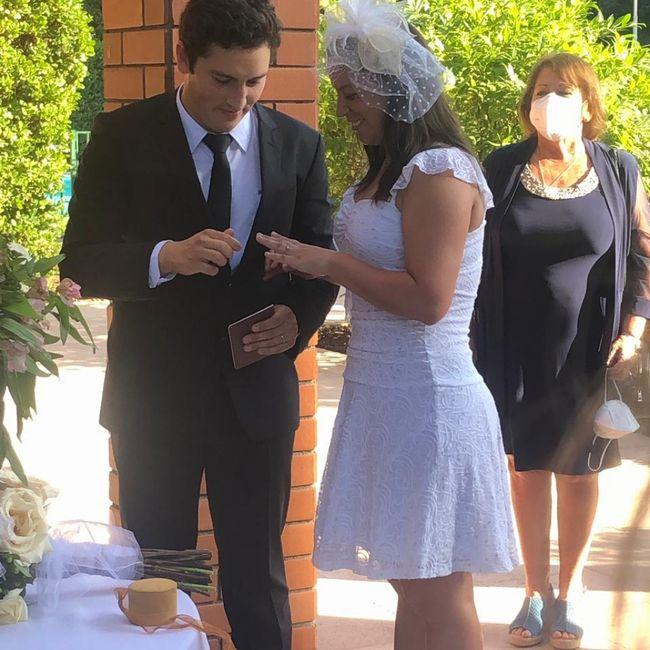 Mi Matrimonio Civil - 1
