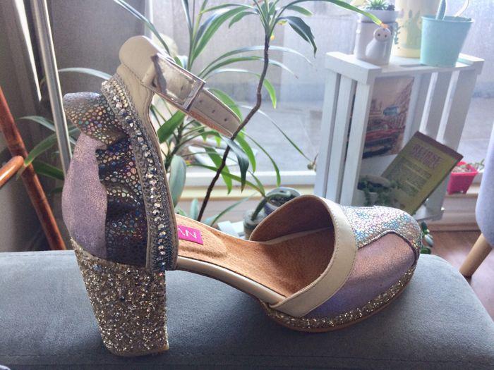 Mis Zapatos de Princesa! 💕 1