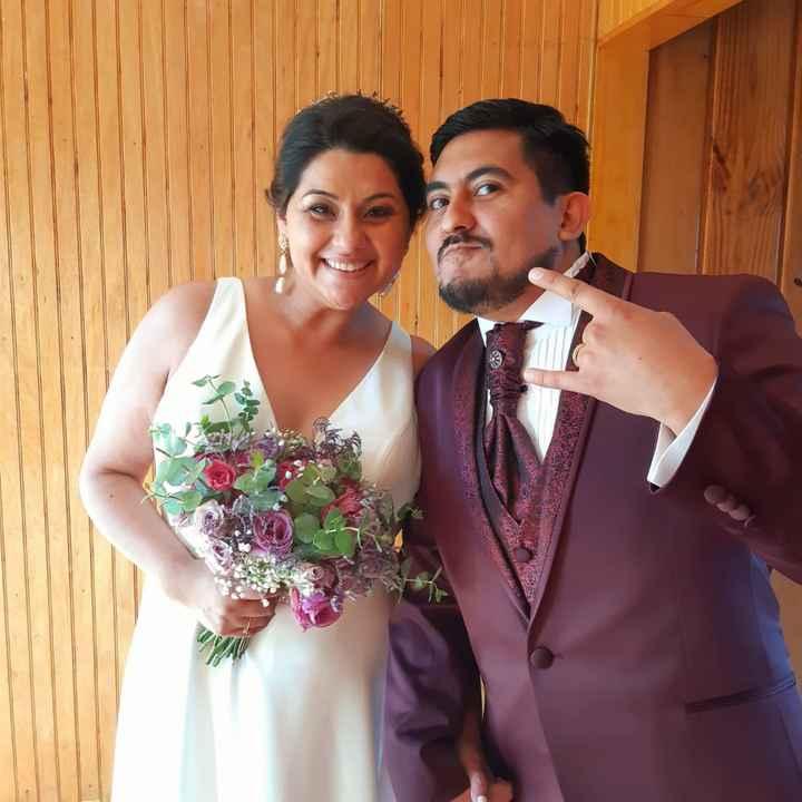 Ya casada ante dios !!! Feliz !!!!! - 1