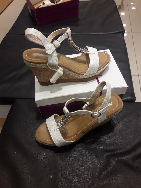 Comparte una foto de tus zapatos de novia ideales 3