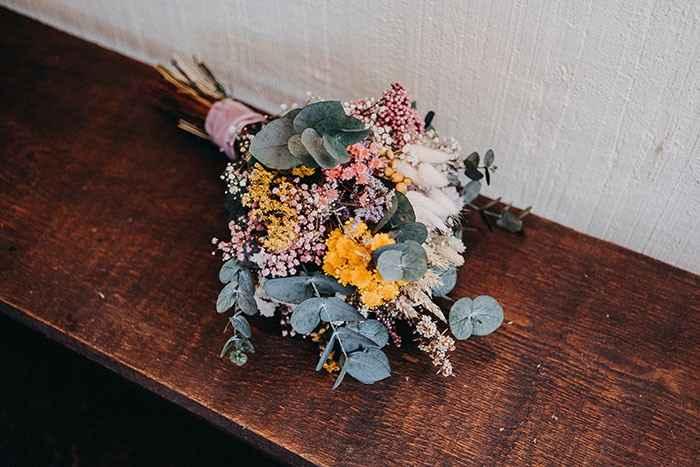 hola Comu: ¿flores artificiales para la decoración? - 1