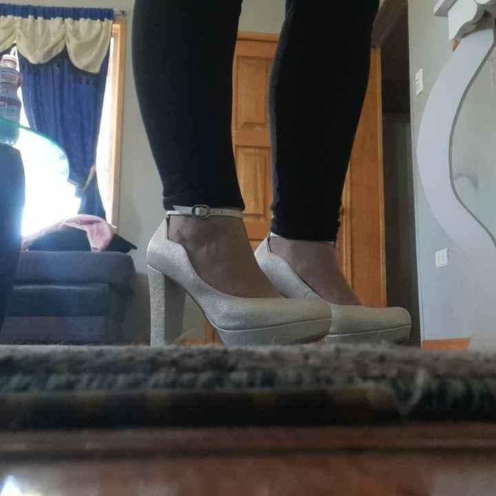 Tengo mis zapatos de novia 😍 - 1