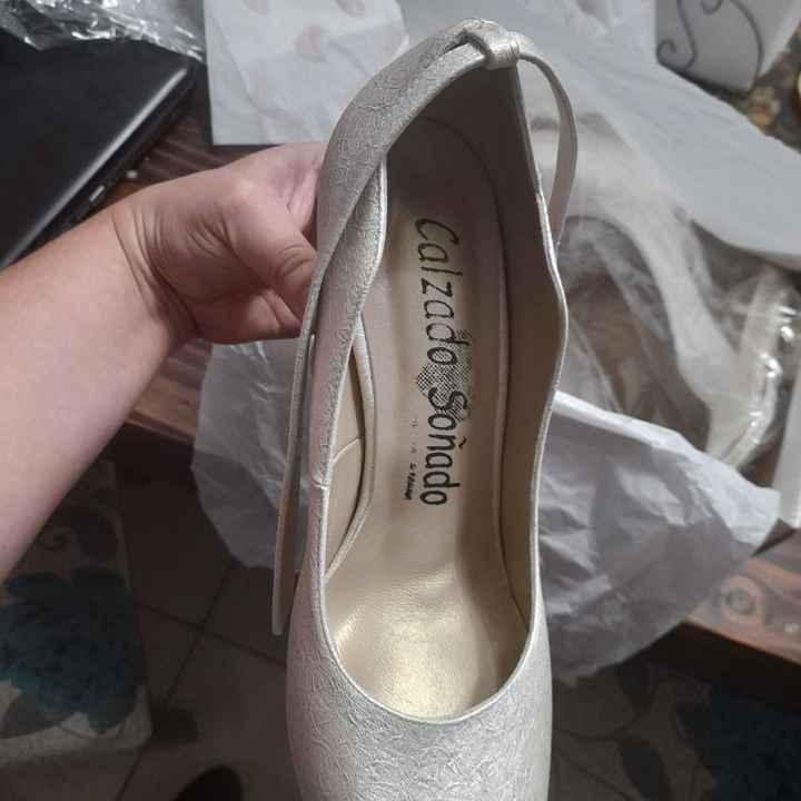 Tengo mis zapatos de novia 😍 - 3
