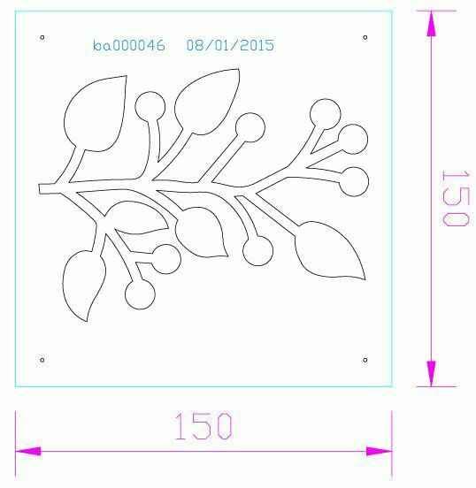 Moldes para Flores de papel ❤️ - 5