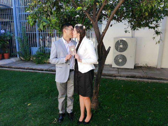 Matrimonio civil 😊 - 3