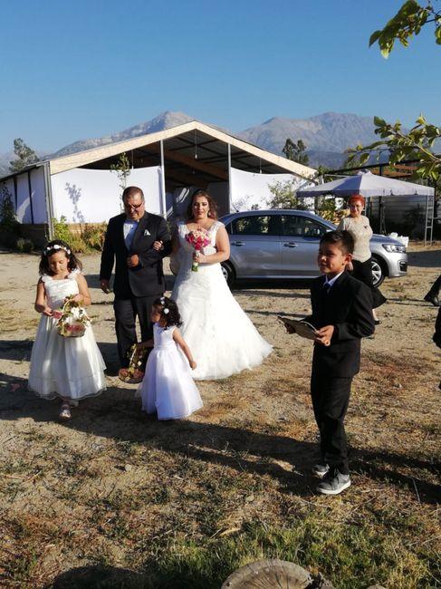 Ya casada y muy feliz 5