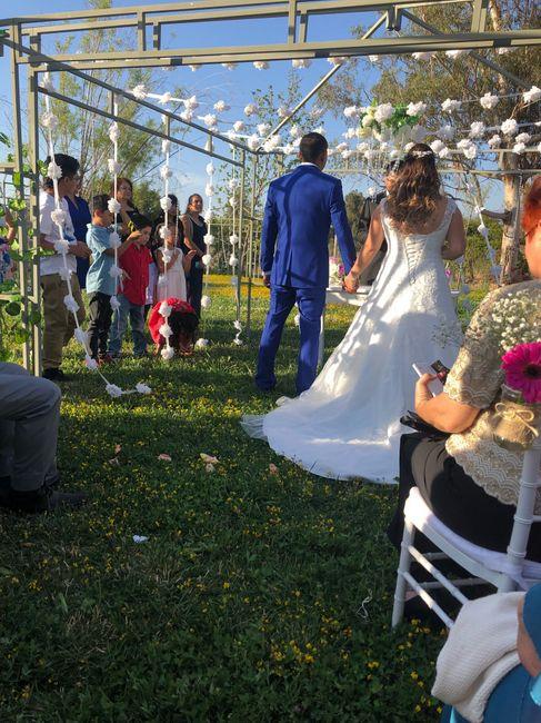 Ya casada y muy feliz 7
