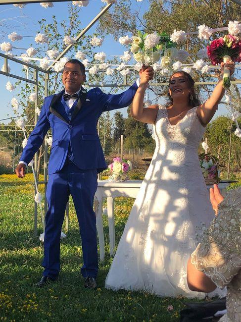 Ya casada y muy feliz 9