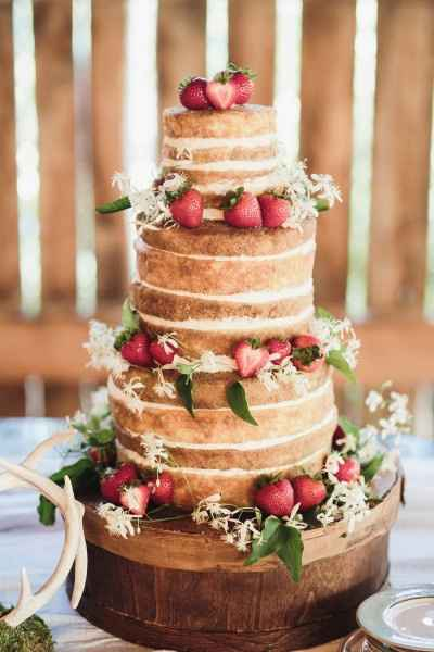 Por qué la torta debe tener 3 pisos? - 1