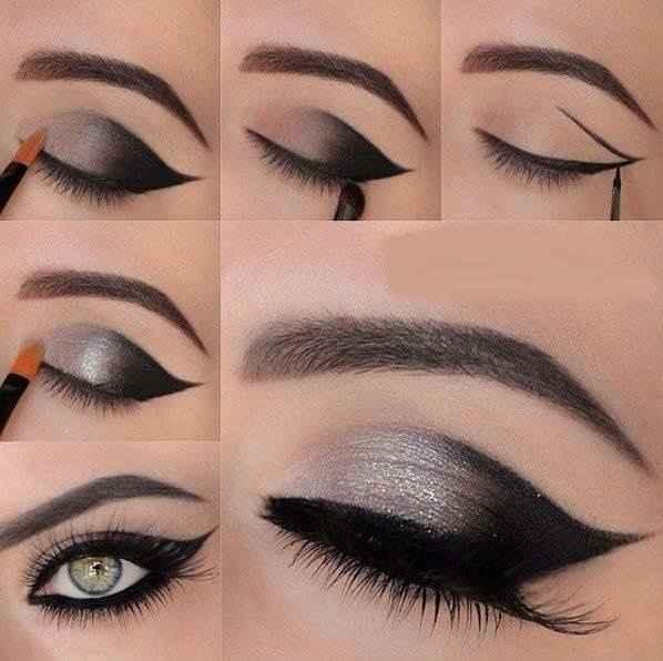 Tutorial para bellos ojos - 1