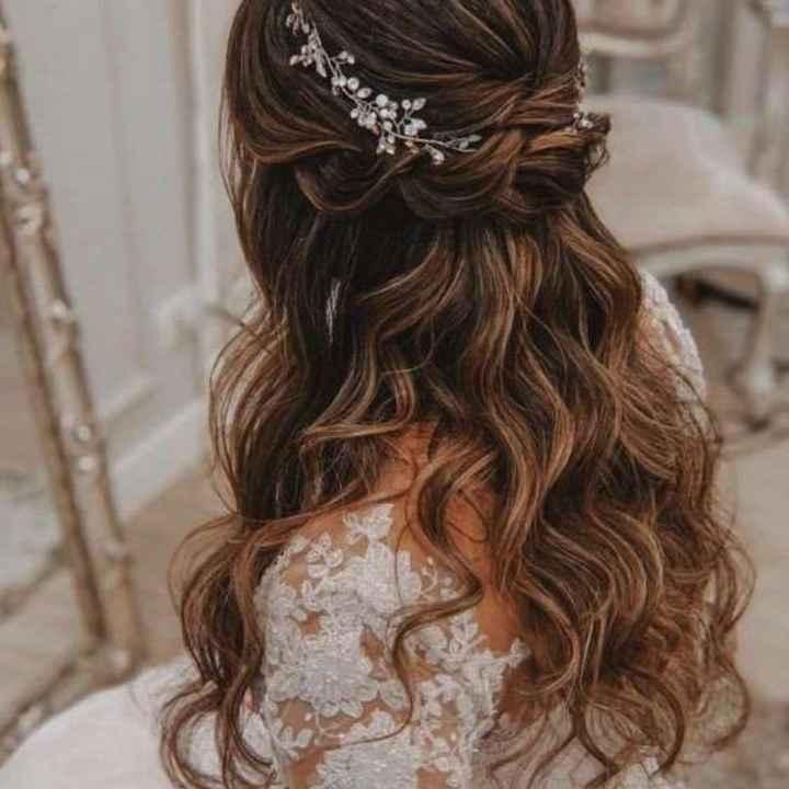 ¿Te gusta este PEINADO para tu matrimonio? - 1