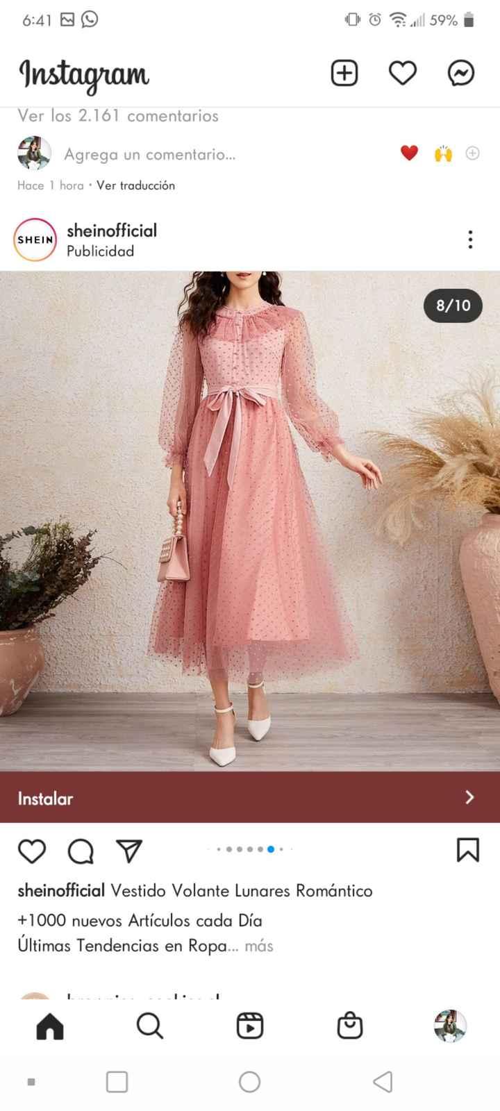 Vestido matrimonio civil - 2
